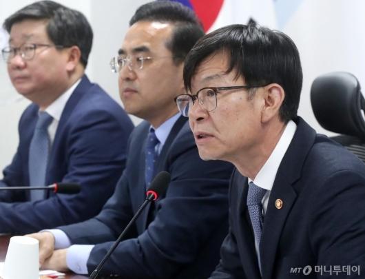 [사진]김상조, 장기점포의 안정적 운영을 위하여