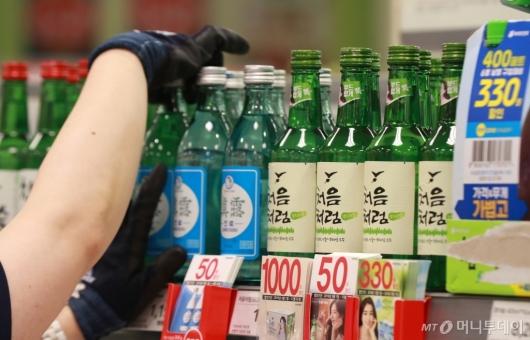 [사진]6월부터 소주·맥주 등 가격 인상