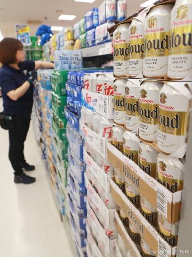 [사진]6월부터 소주·맥주 가격 인상