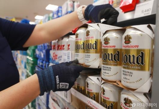 [사진]6월부터 맥주·소주 가격 인상