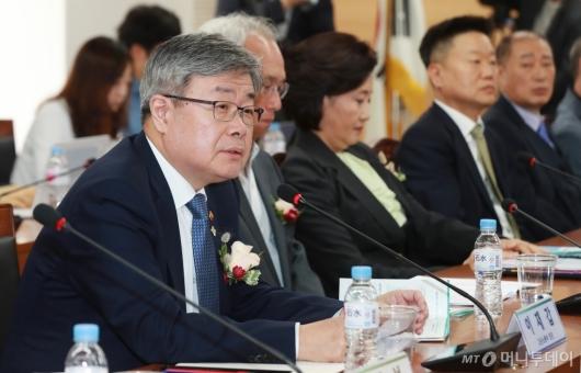 [사진]경사노위 찾은 이재갑 고용노동부 장관