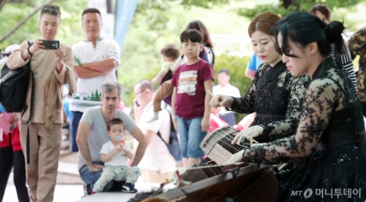 [사진]'단오' 국림민속박물관에서 만나는 거문고 공연