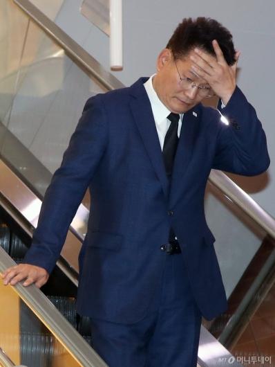 [사진]고 이희호 여사 빈소 찾은 송영길 의원