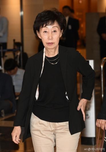 [사진]빈소 찾은 최영애 국가인권위원장