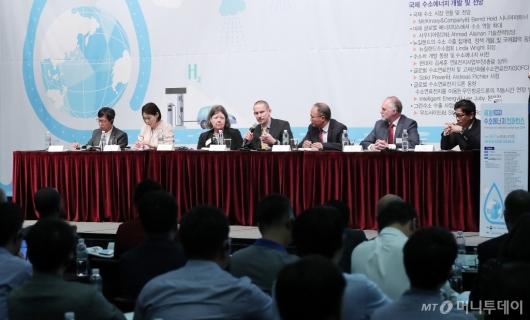 [사진]'2019 국제 수소에너지 컨퍼런스'