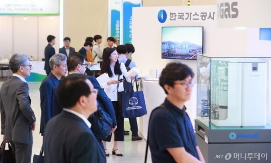 [사진]북적이는 2019 수소엑스포