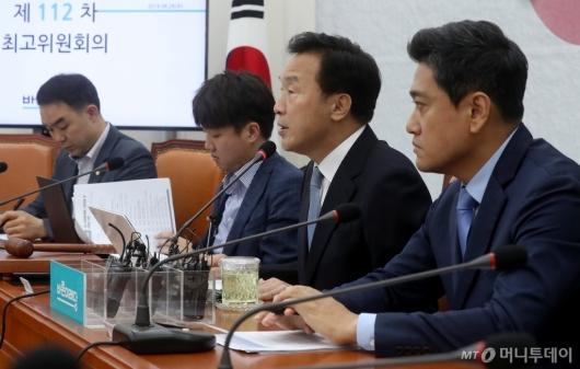 [사진]혁신위원장 임명 앞둔 바른미래당
