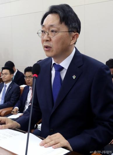 [사진]김현준 국세청장 후보자 청문회