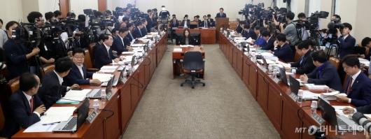 [사진]자유한국당 참석 김현준 인사청문회
