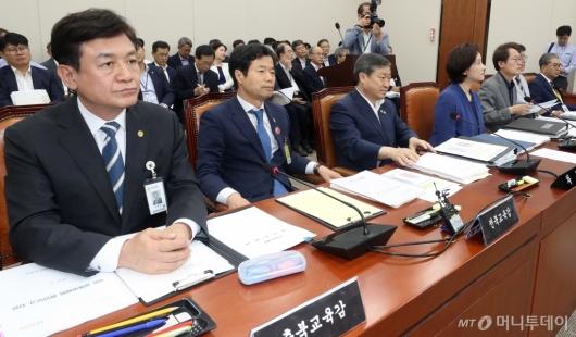 [사진]국회 교육위 전체회의