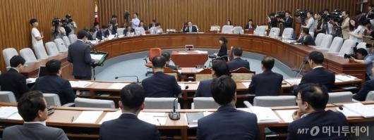 [사진]사개특위, 의원들의 빈자리
