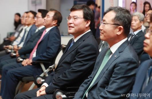 [사진]구본환 사장, 공항산업 신기술 전시회 개막식 참석