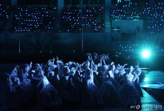 [사진]평화의 푸른 물빛
