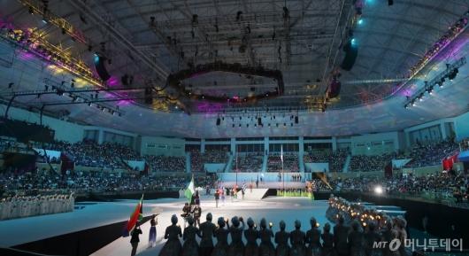 [사진]2019 광주세계수영선수권대회 개회식