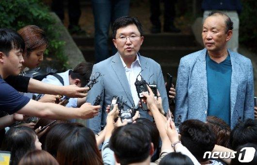 [사진] 김용태 의원 '안타깝다'