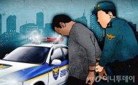 여관 주인 폭행하고 경찰에 침 뱉은 50대男