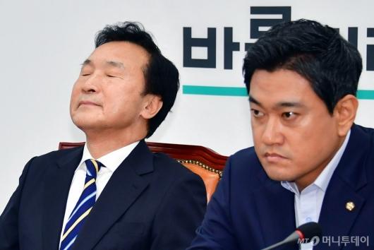[사진]난감한 손학규 대표