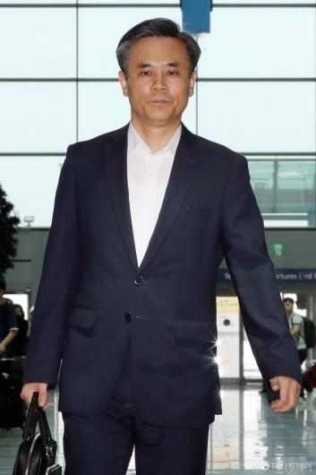[사진]WTO 일반이사회에 김승호 산업부 실장 수석대표로 파견