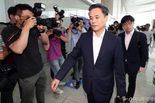 [사진]정부, 일본 수출규제 논의 WTO에 김승호 전략실장 파견