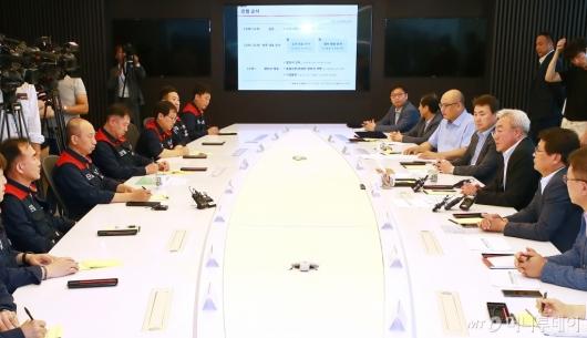 [사진]SK이노베이션, 단체협약 3주만에 타결