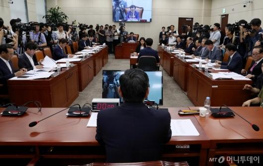 [사진]국방위원회 전체회의