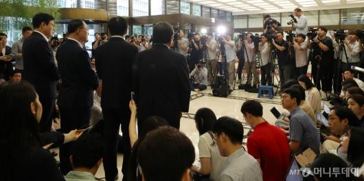 [사진]긴급거시경제점검회의 결과 브리핑