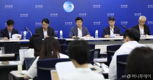 [사진]통화신용 정책보고서 설명회