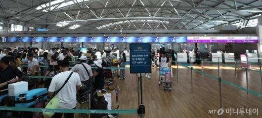 [사진]동남아로 몰린 여행객들