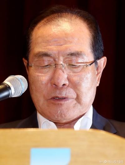 [사진]대국민 사과하는 한국콜마 회장