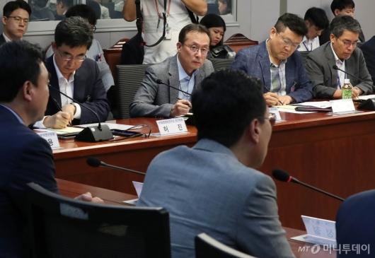 [사진]일본의 수출규제 대응 경제정책 간담회