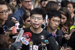 """""""시위의 주역은 이들"""" <br>홍콩에도 90년대생이 온다"""