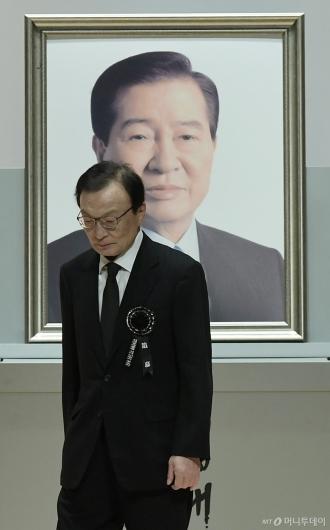 [사진]DJ 서거 10주기 추도식 참석한 이해찬 대표