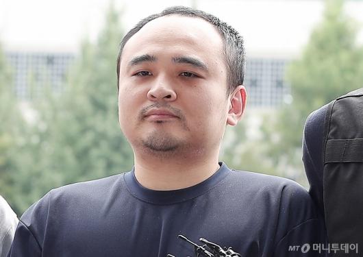 [사진]반성없는 '시신훼손 한강유기' 장대호