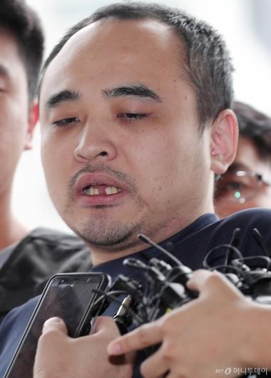 [사진]'한강 시신유기' 피의자 장대호