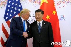 '친구'라던 시진핑<br>'적'(enemy)이라 부른 트럼프