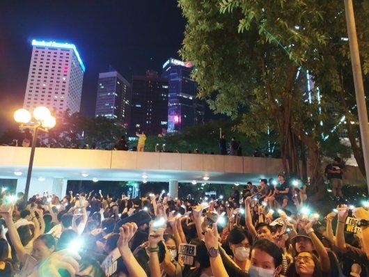 中 무력 투입? 동력 상실?…홍콩시위 시나리오 셋