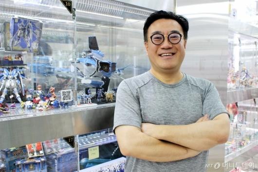 '팟빵' '에누리닷컴' 대표<BR>이번엔 장난감이다