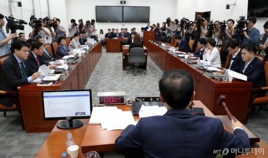 [사진]정치개혁 특별위원회 전체회의