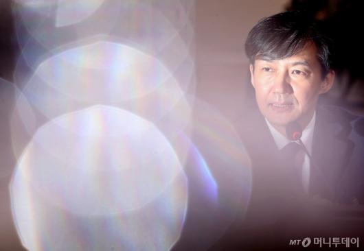 [사진]조국 후보자 인사청문회