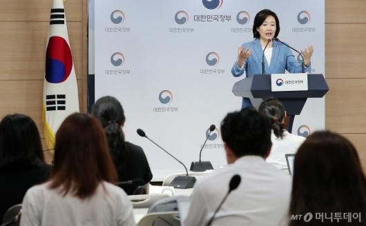 [사진]중기부 '소상공인 자생력 강화 대책' 발표