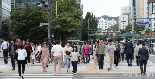 [사진]'추석 연휴 끝나고'