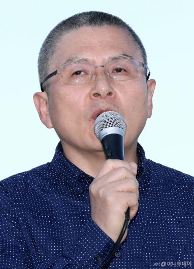 [사진]삭발한 황교안 대표