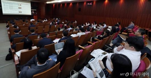 [사진]'제3회 머니투데이-IPO컨퍼런스' 개최