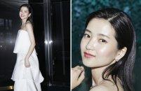 김태리, 순백의 드레스 자태 \