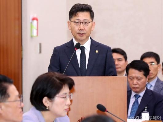[사진]김현수 장관, 아프리카돼지열병 관련 현안보고