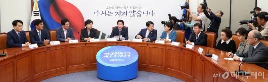 [사진]유아교육보육공공성강화특별위원회 간담회