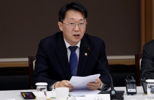 [사진]대한상공회의소 초청된 김현준 국세청장