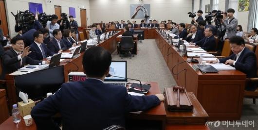 [사진]과학기술정보방송통신위원회 전체회의