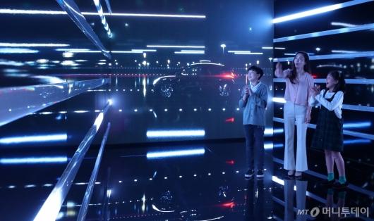 [사진]아우디폭스바겐코리아, '새로운 시작-더 넥스트 챕터' 전시 개최