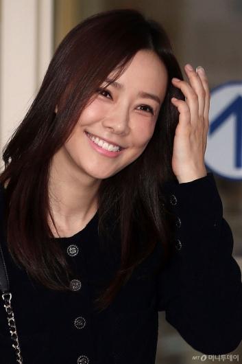 [사진]손태영 '여전한 미모'